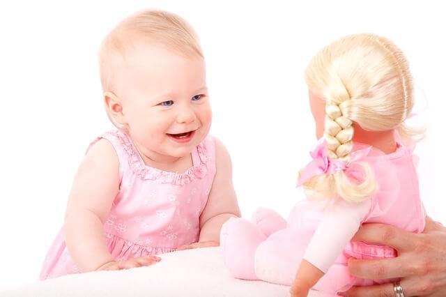Na czym polega wychowanie rocznego dziecka