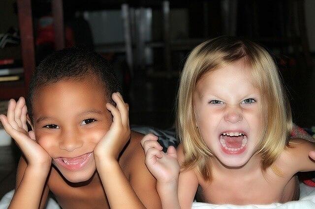 Co może wpływać na agresje u dzieci?