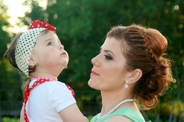 Elegancka mama – zadbaj o swój wizerunek