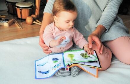 Książeczki dla najmłodszych i trochę starszych dzieci
